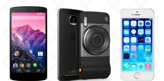 Best Camera Phones below 20000