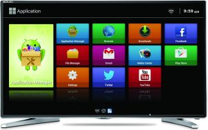 Mitashi MiDE040v02 FS smart LED TV