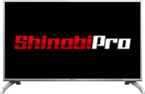 Panasonic Shinobi full HD LED