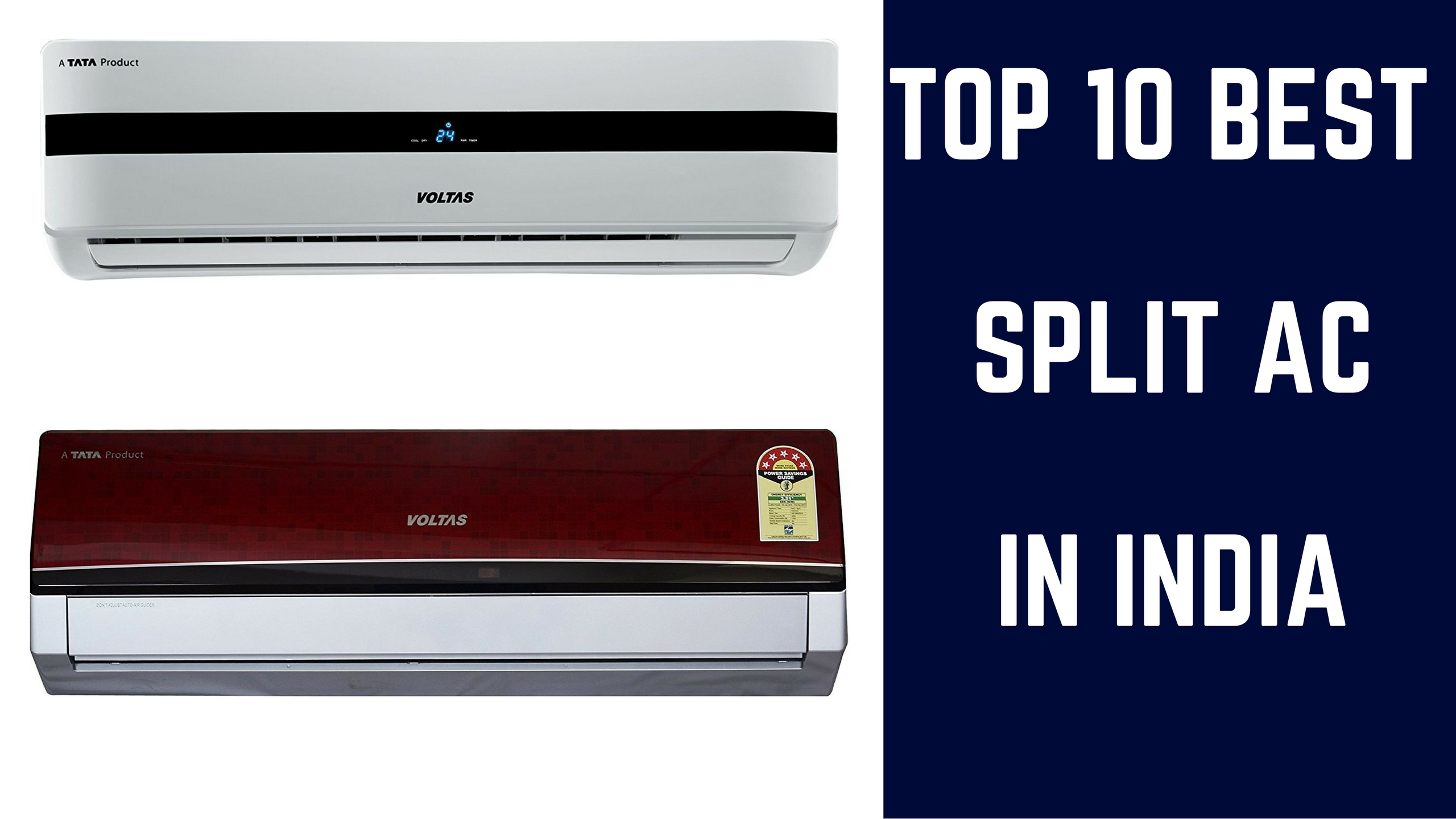 Top 10 Best Split AC In India