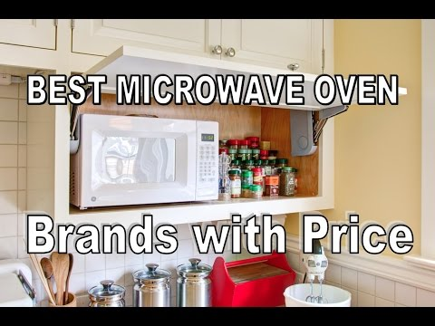 best microwave oven brand