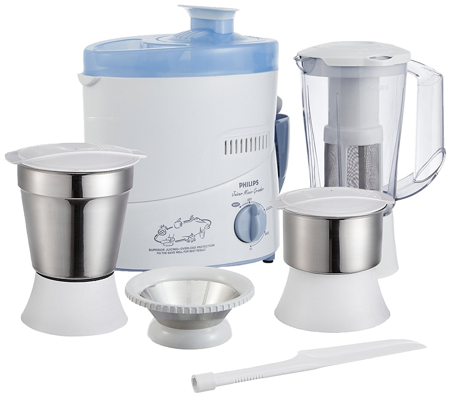 Philips HL1632 Juicer Mixer Grinder Review 2018 | Read Before Buying