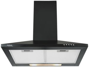 Hindware Clarrisa 60 Blk Wall Mounted Chimney