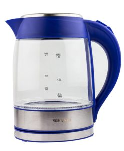 RNG EKO GREEN 1.8-Litre 2200-W Electric Glass Kettle