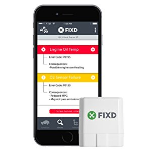 FIXD Review 2018 : Car Health Monitor
