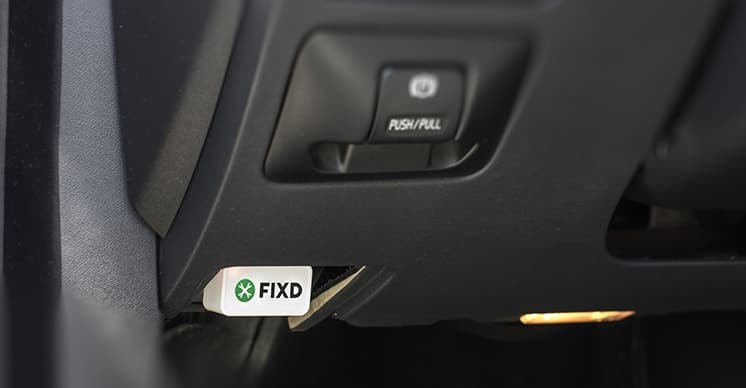 Fixd car monitor 7