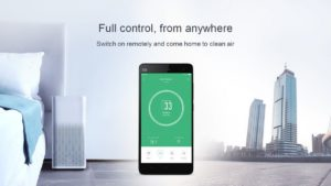 Mi Air Purifier 2 remote connection
