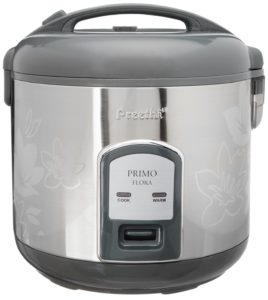 Preethi Primo RC 311 P18 Flora 1.8-Litre Rice Cooker