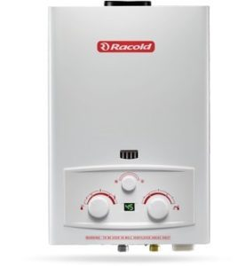 Racold PNG Gas Water Heater Geyser for Piped Gas