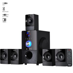 Truvison SE-5075BT 5.1 Multimedia Home Theatre Speaker System