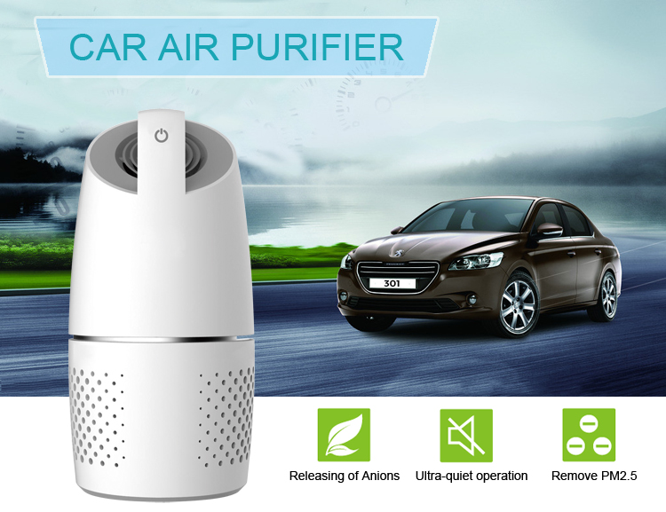 Car Air Purifier India