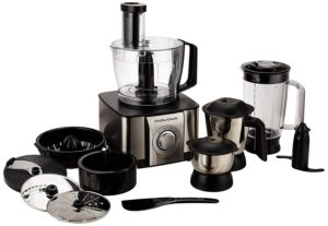 Morphy Richards Icon DLX 1000-Watt Food Processor