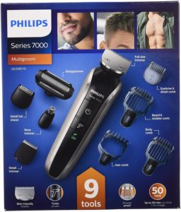 Philips QG3387 9-in-1 Head to Toe Trimmer