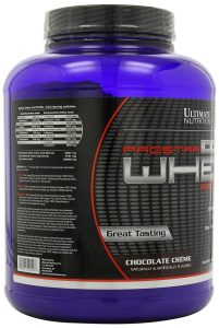 Ultimate Nutrition Prostar 100 Whey Protein Review 5