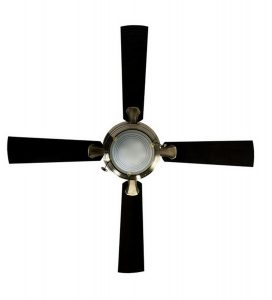 Usha Fontana One 1270 Antique Brass 4 Blade Ceiling Fan
