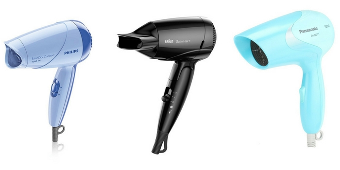 Top 9 Best Hair Dryer in India Reviews & Price Comparison 2018