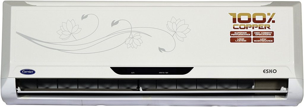 Carrier Esko 12K 1 Ton split ac