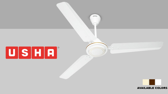 top 10 best usha ceiling fan in india reviews price list. Black Bedroom Furniture Sets. Home Design Ideas