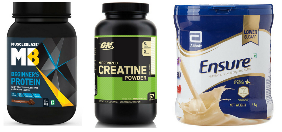 Top 10 Best Protein Powder in India Reviews & Guide 2018