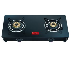 Prestige Marvel Glass 2 Burners Gas Stove