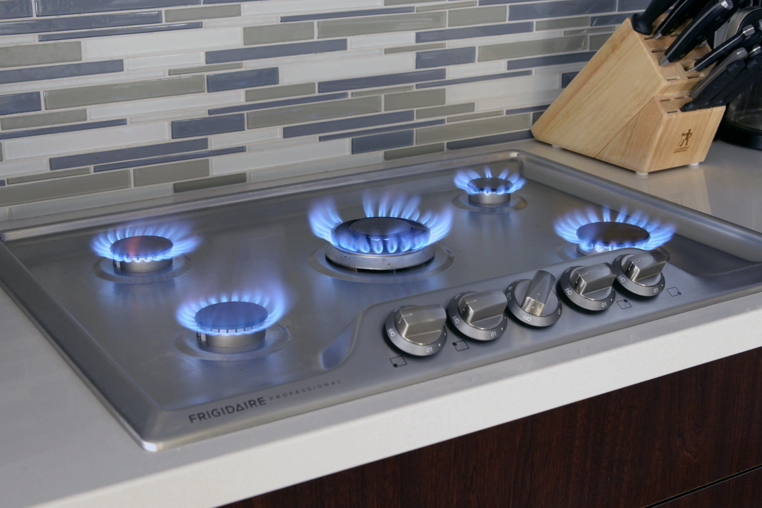 Restaurant Kitchen Gas Stove