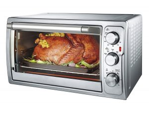 AMERICAN MICRONIC - 28 Liters Imported Stainless Steel Oven Toaster Griller