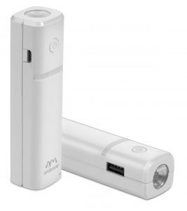 Ambrane Power Bank P-203 (2600mAh)