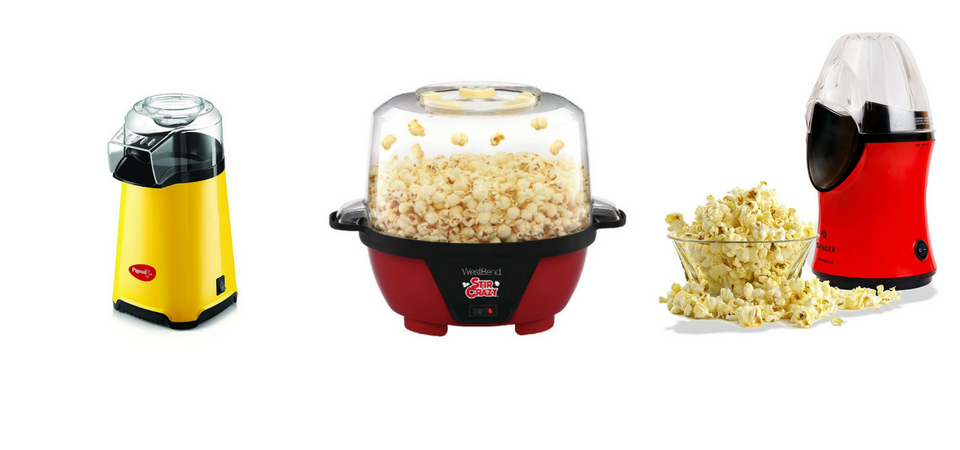 Top 13 Best Popcorn Makers In India 2018 – Review and Buyer's Guide