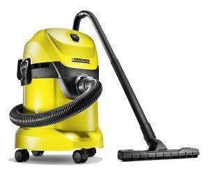 Karcher WD3-MV3 1000-Watt Wet and Dry Vacuum Cleaner
