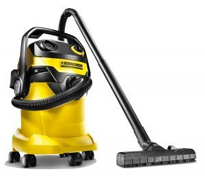 Karcher WD5-MV5 1100-Watt Wet and Dry Vacuum Cleaner