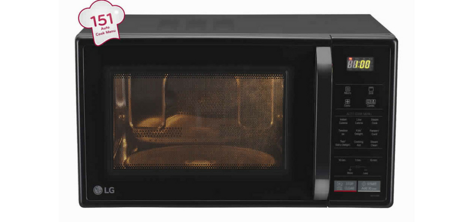 Top 10 Best LG Microwave Oven Price In India 2018