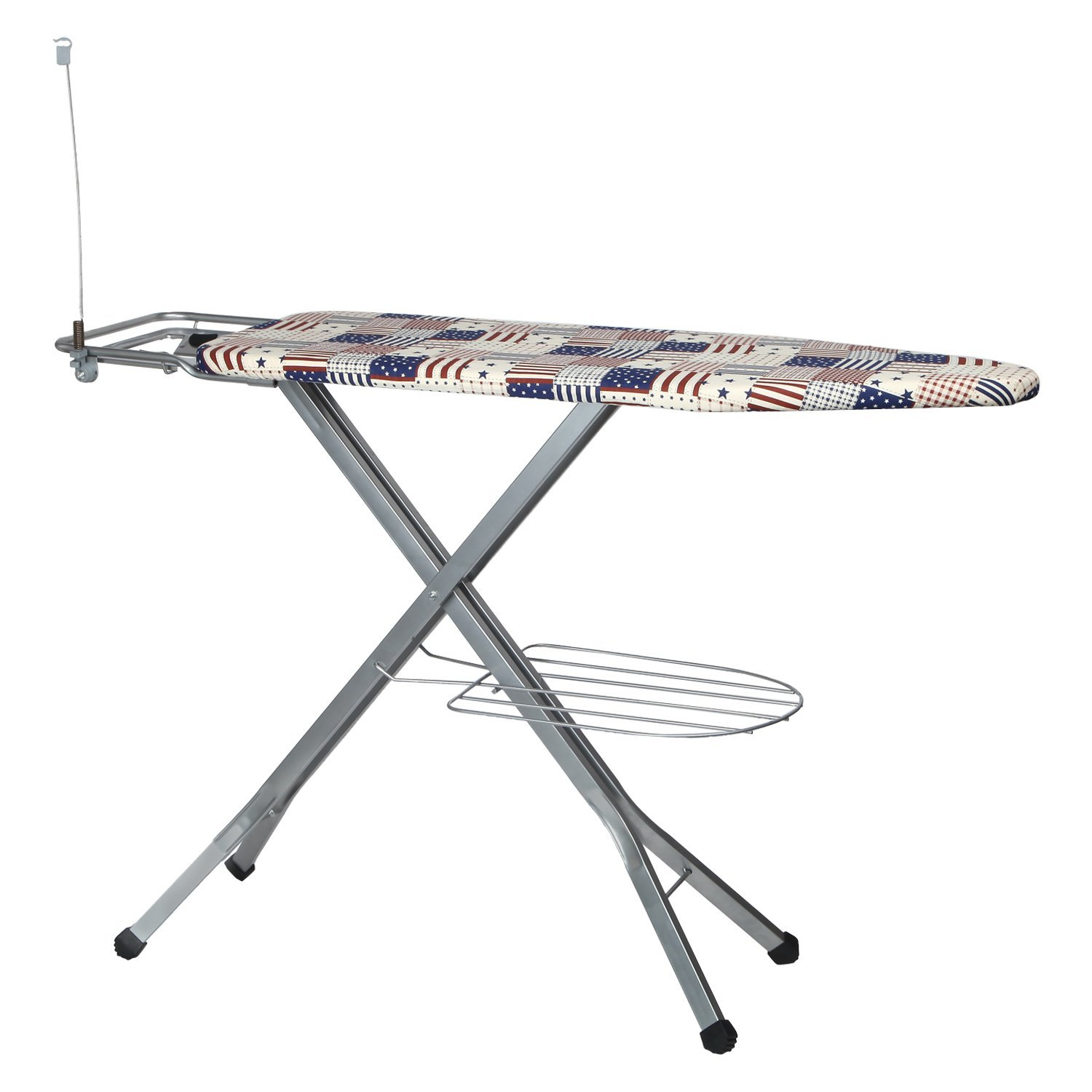 Paffy Folding Ironing Board With Multi-Function