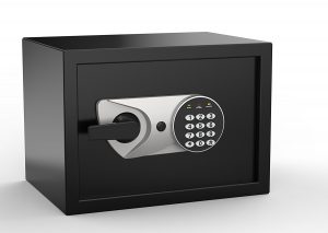 Safetee MRK 20 HL Home and Office Safe