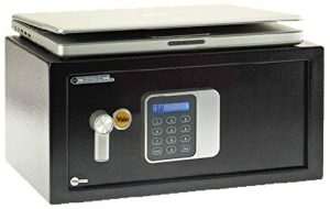 Yale Guest YLG/200/DB1 Steel Digital Safe Box