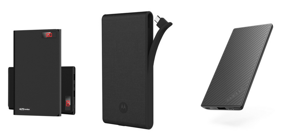 Top 10 Best Slim Power Bank Review In India 2018