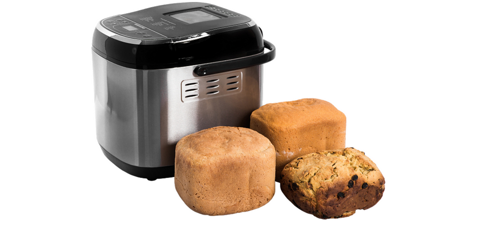 Top 5 Best Bread Maker in India : Review and Price List 2018