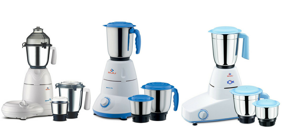 Top 10 Best Bajaj Mixer Grinder In India : Review and Benefits