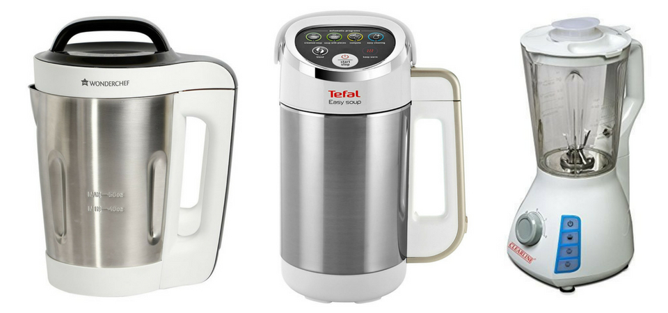 Top 5 Best Soup Maker Machine In India : Review & Comparison