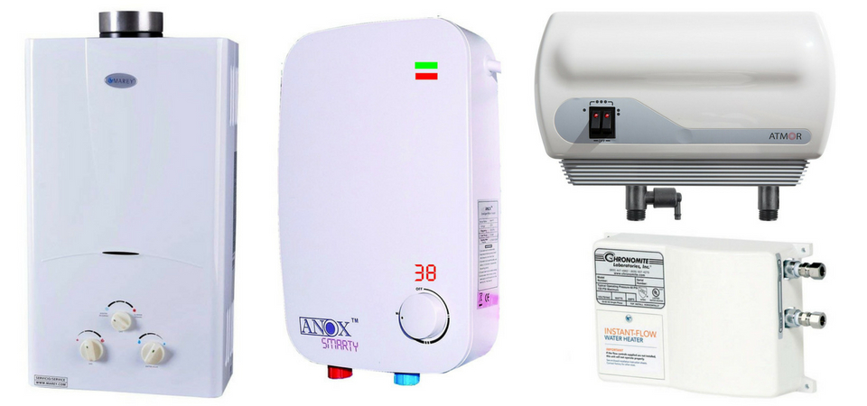 Top 10 Best Tankless Water Heater Review In India 2018