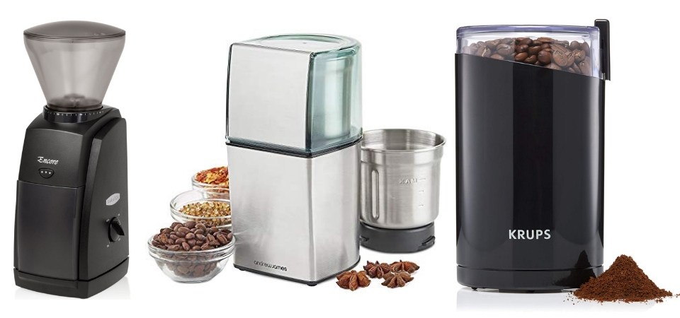 Top 5 Best Coffee Grinder In India – Review & Buying Guide