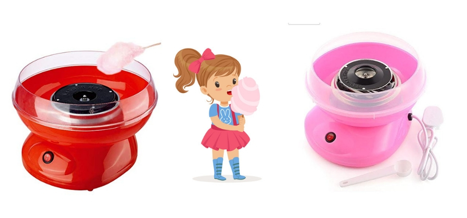 Top 5 Best Cotton Candy Machine In India 2018 – Review & Buying Guide