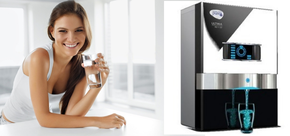 The HUL Pureit Ultima Review – RO + UV Water Purifier In India 2018