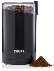 Krups Black Fast Touch