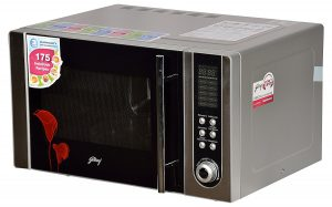 godrej 23 l convection microwave oven