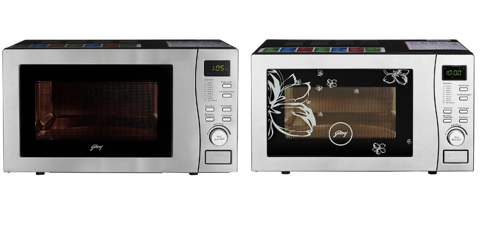 Top 5 Best Godrej Microwave Oven Price, Review In India 2018