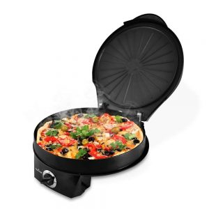 NutriChef PKPZM12 Electric Pizza Maker