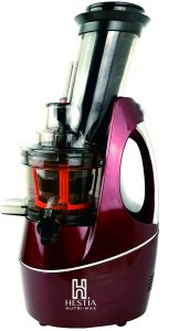 1. Hestia Nutri-Max Cold Press Juicer