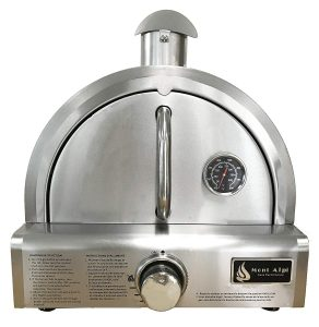 10.Mont Alpi MAPZ-SS Gas Pizza Oven