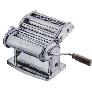 Imperia Ipasta Roller with Tagliatelle and Fettuccine Cutters, 6-inch