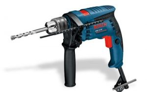 Bosch GSB 600 RE 13mm 600 Watt Smart Drill Kit